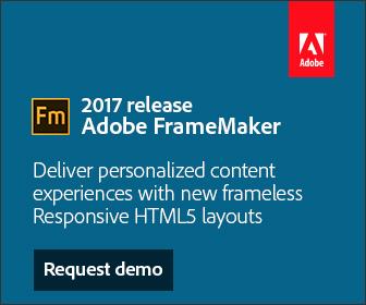 Adobe FrameMaker (2017)