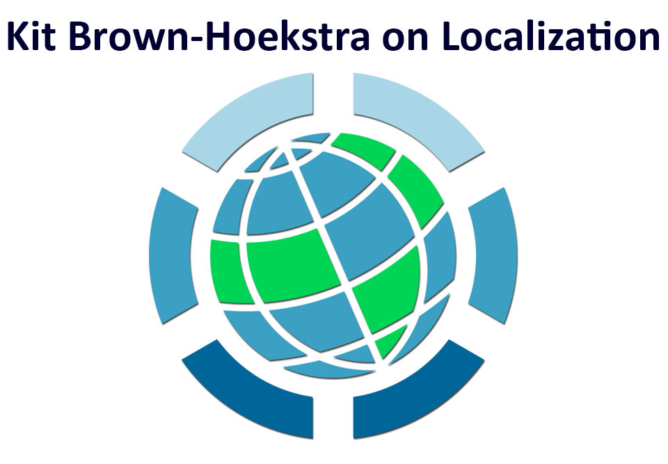 Kit Brown-Hoekstra on Localization and Her New Book