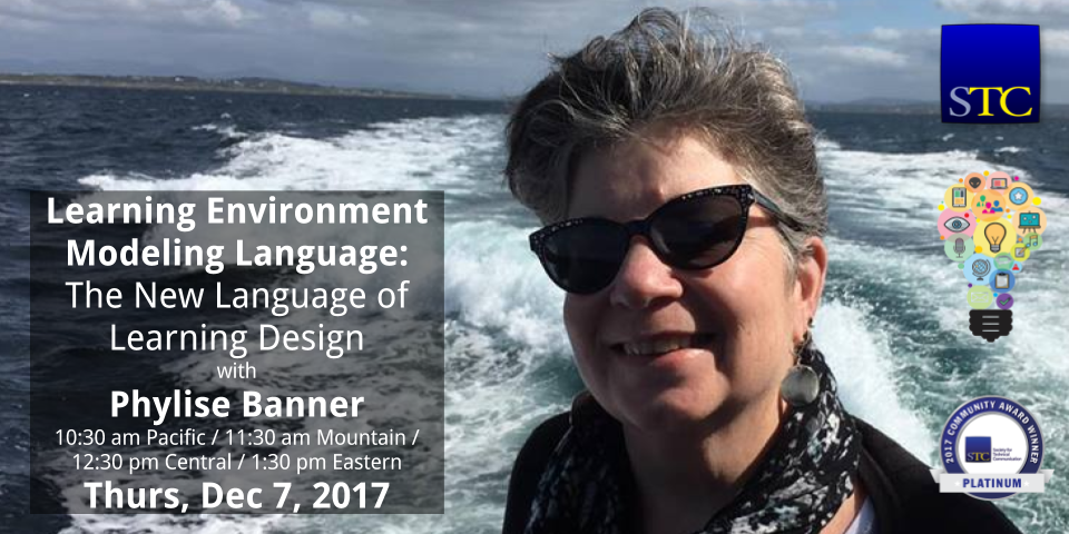 """Community Spotlight: """"Learning Environment Modeling Language"""" from the IDL SIG"""