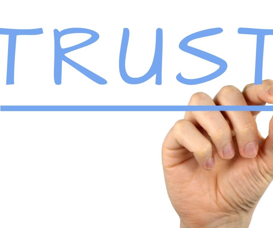 Talking Usability: Trust is Key to Winning User Acceptance