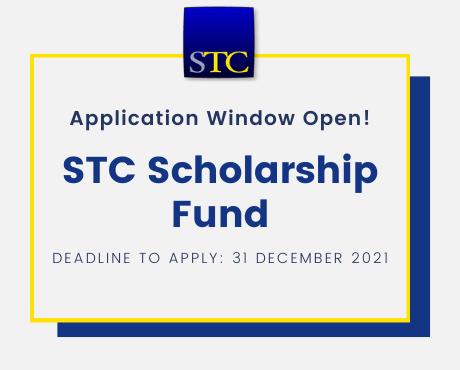 STC Scholarship Fund – Application Window Open!