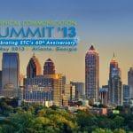 2012 TechComm Summit Atlanta, GA