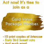 Join now as a Gold Value Package member!