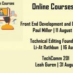 Online Courses Slider
