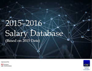 2015-16 Salary Database Excel Workbook