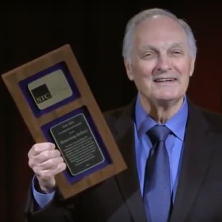 Alan Alda – 2014 Honorary Fellow