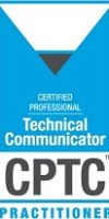 Certified Professional Technical Communicator Logo Practitioner