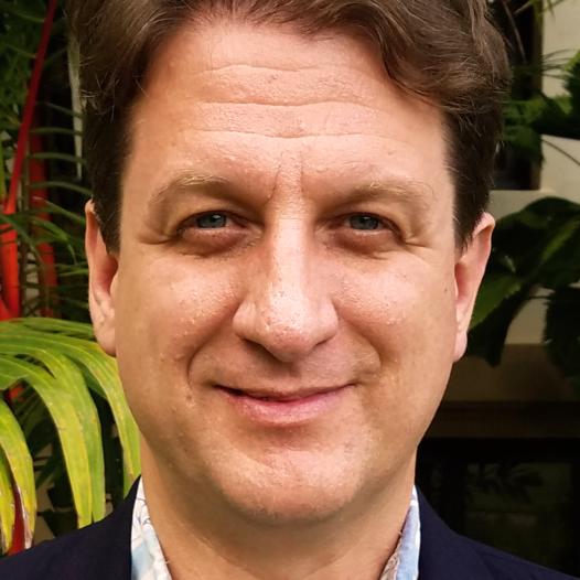 Photo of Brett Oppegaard, PhD