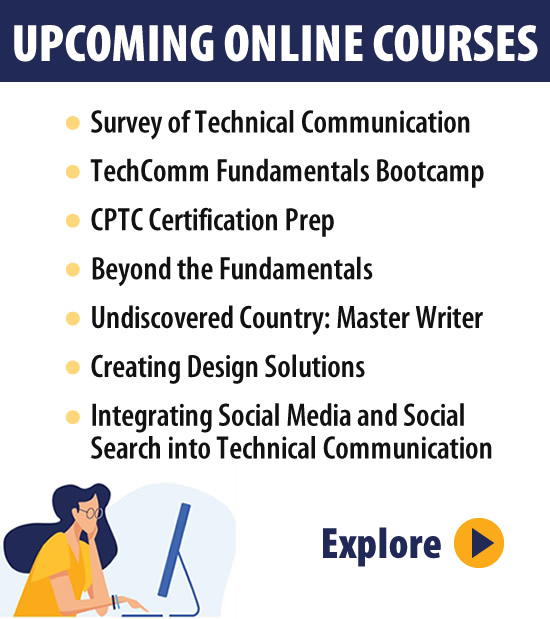 Explore Upcoming Online Courses