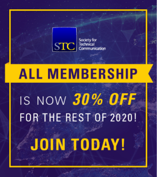 STC Membership Website Square