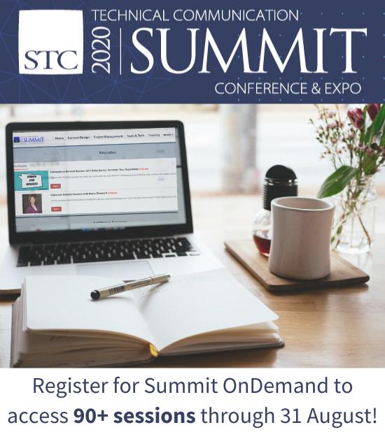 Register for Summit OnDemand!