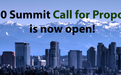 The 2020 Summit Call for Proposals Is Now Open!