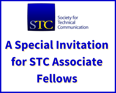 A special invitation only for STC Associate Fellows
