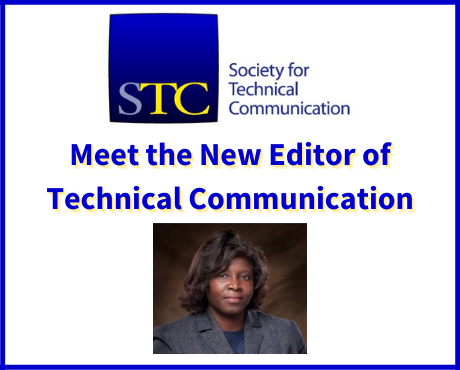 Meet the New Editor of Technical Communication
