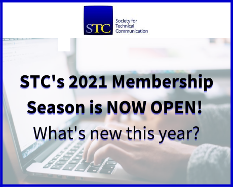 STC's 2021 Membership Season is Now Open! What's New This Year?