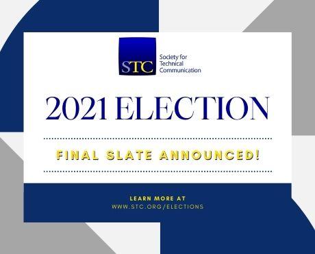 2021 Final Election Slate