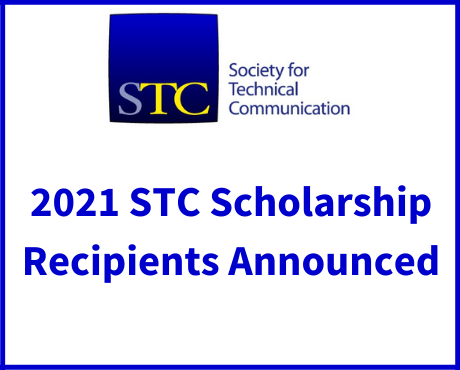 2021 STC Scholarship Recipients Announced