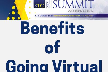2021 Technical Communication Summit: Benefits of Going Virtual