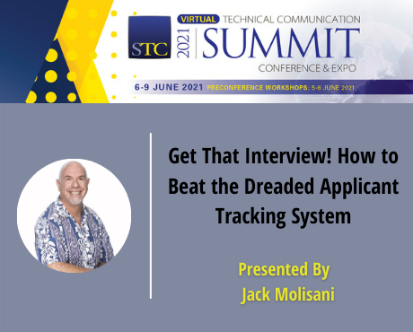 'Get That Interview' Helps Job Seekers Beat the Applicant Tracking System