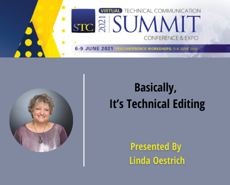 'Basically, It's Technical Editing' Highlights the Tools of the Trade