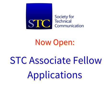 Applications Open for STC Associate Fellow